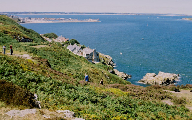Walking round Howth Head - geograph.org.uk - 1618792