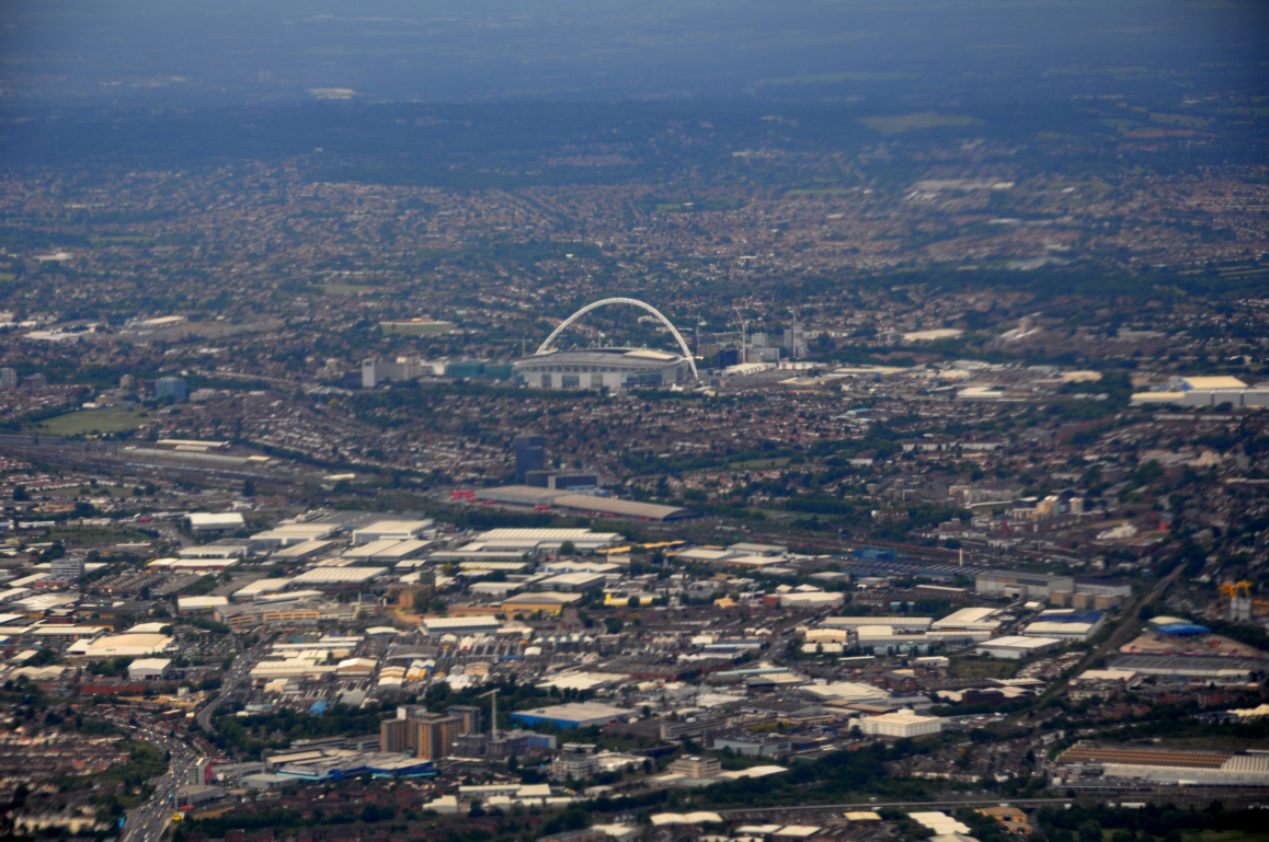 Wembley Stadium Aerial View File:wembley Stadium Aerial