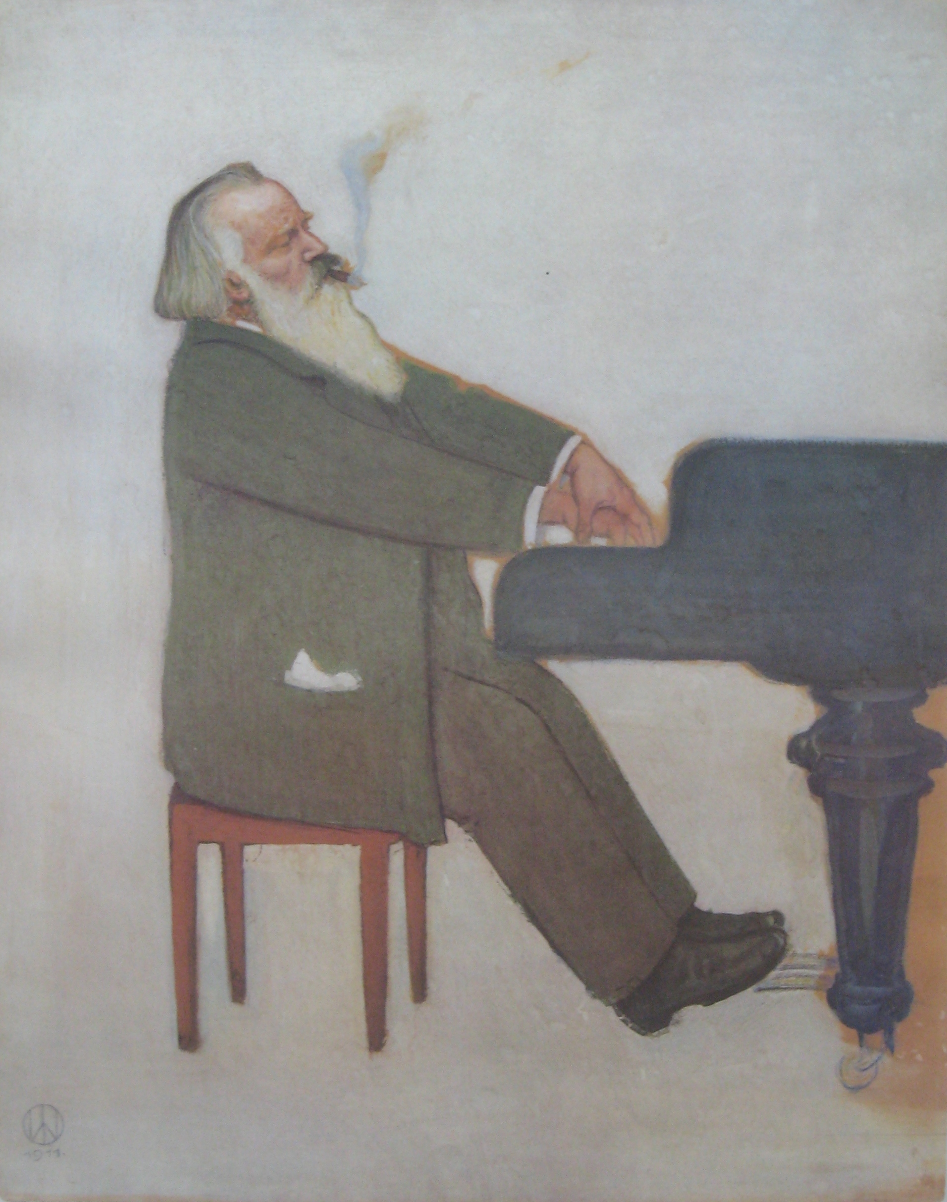 Johannes Brahms Brahms - Philharmonia Orchestra - Symphony No. 3 In F Major