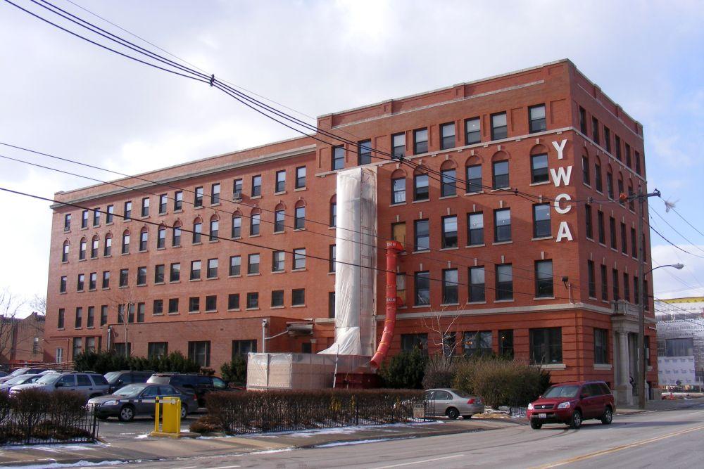 Ywca Youngstown Wikipedia