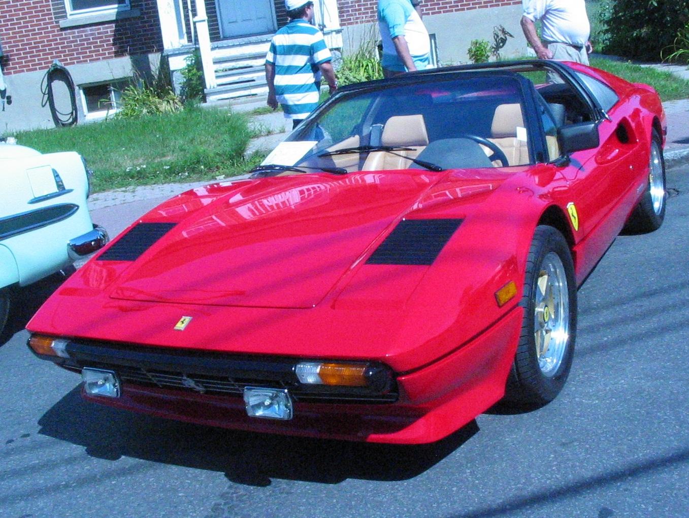 File:'81 Ferrari 308 (Auto clique Pointe-Claire '11).JPG ...