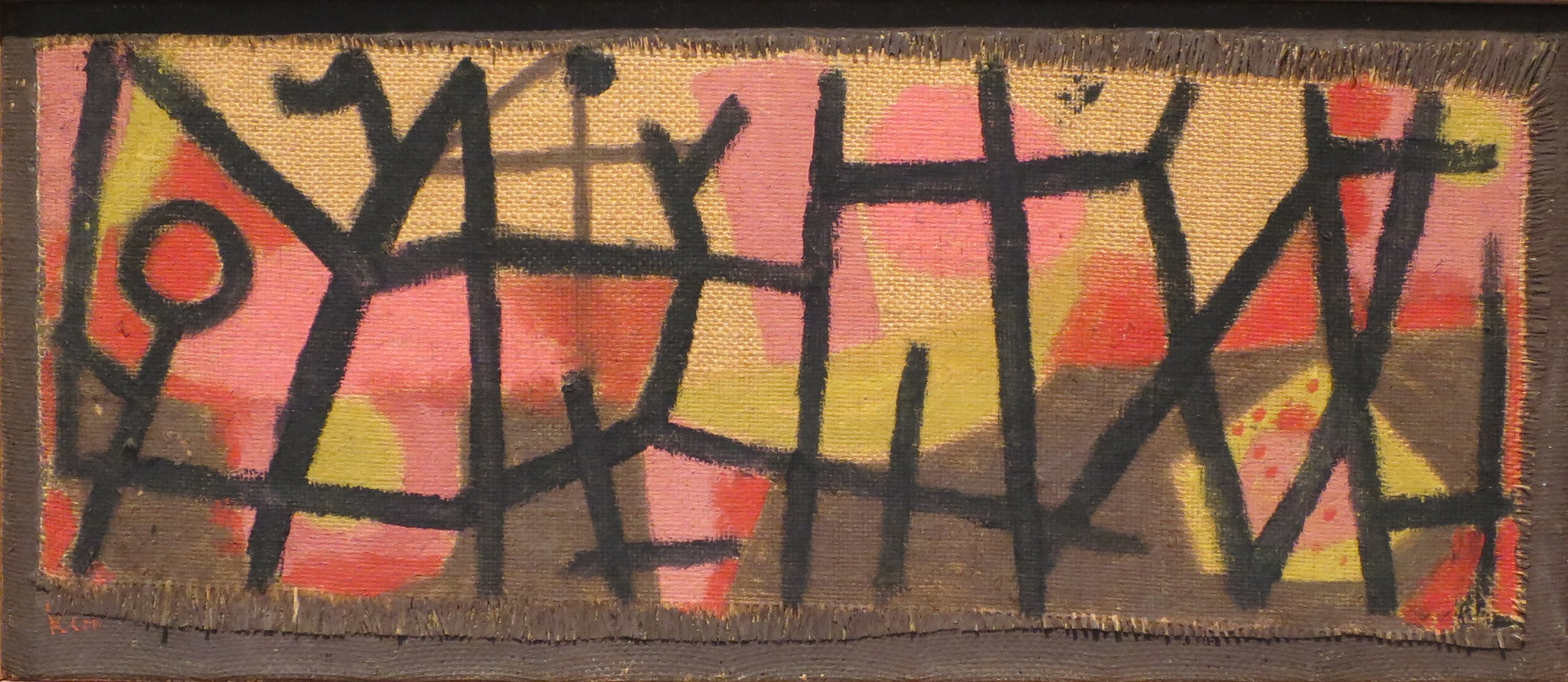 File Enclosure For Pachyderms By Paul Klee 1940 Jpg