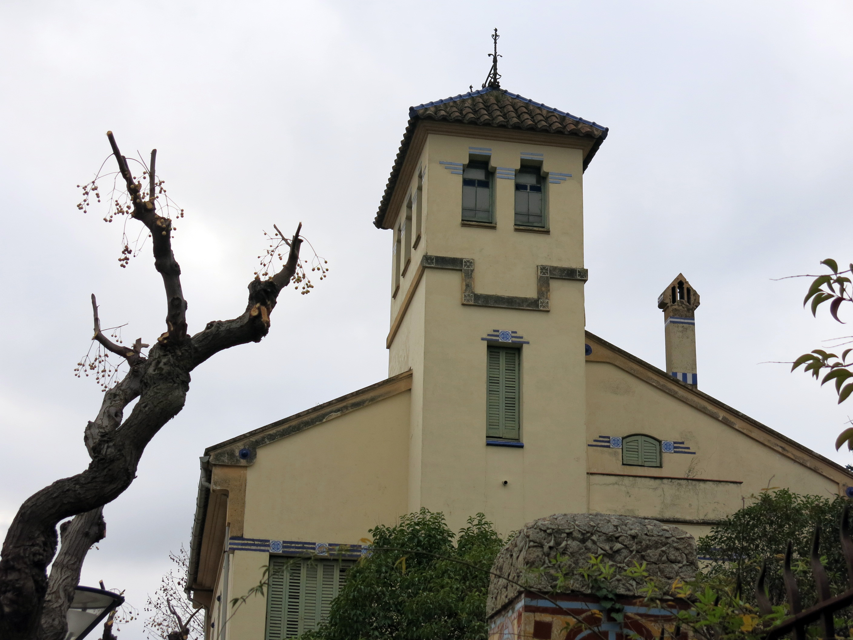 File 075 casa barraquer passeig 7 la garriga jpg wikimedia commons - Casa la garriga ...