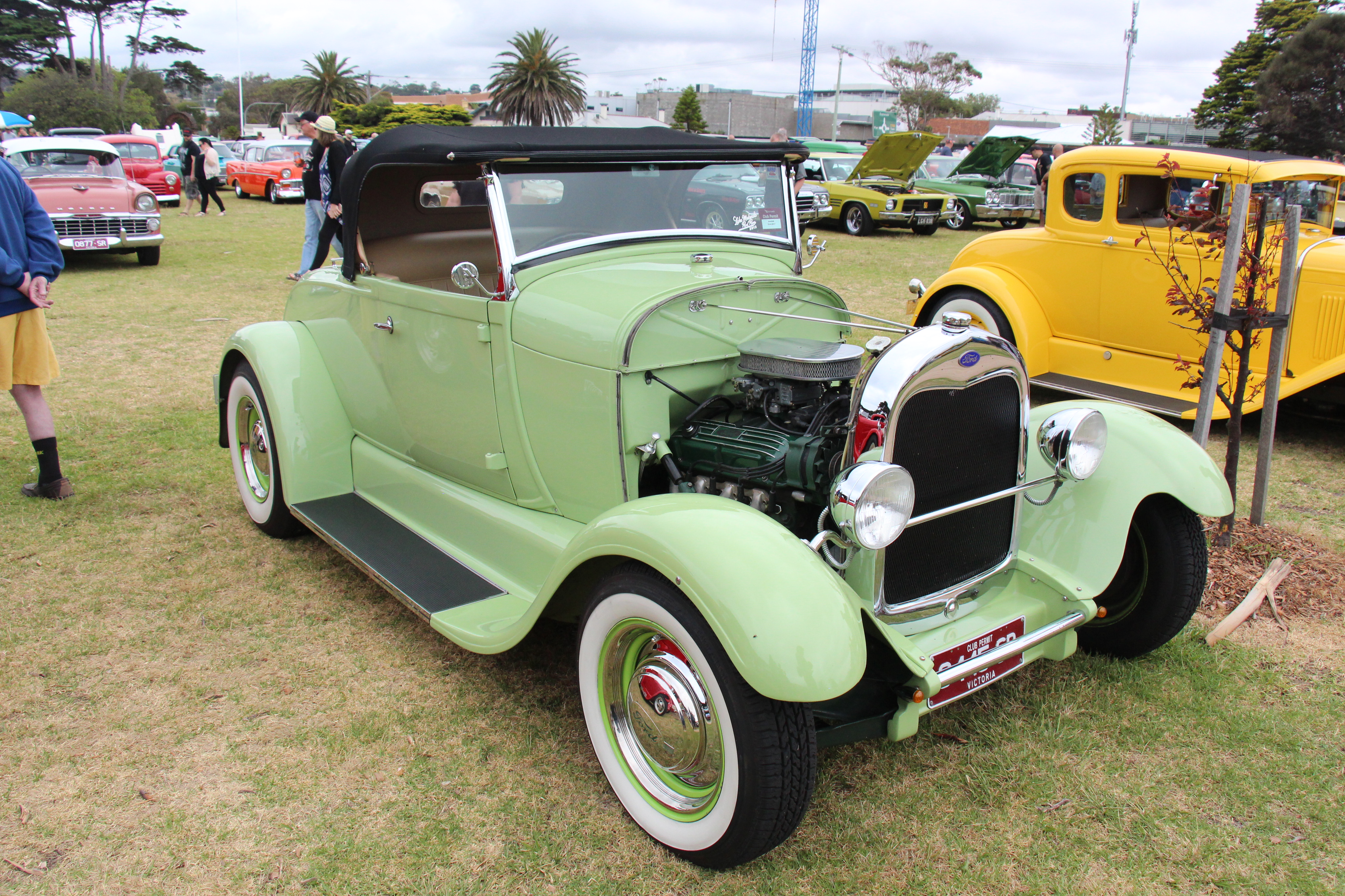 File 1929 Ford Model A Roadster Hot Rod 31964643261 Jpg Wikimedia Commons