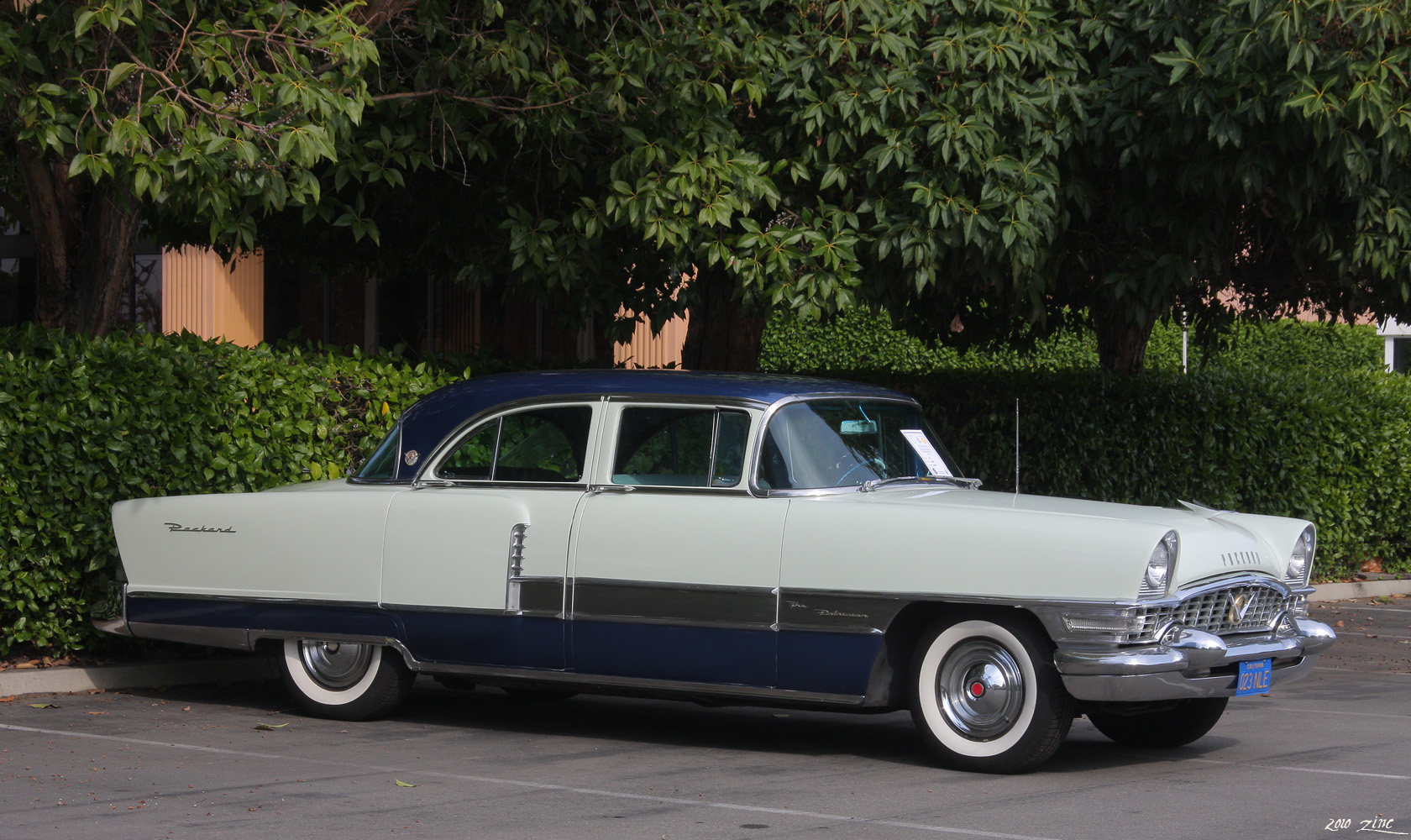 File 1955 Packard Patrician Touring Sedan Jpg Wikimedia