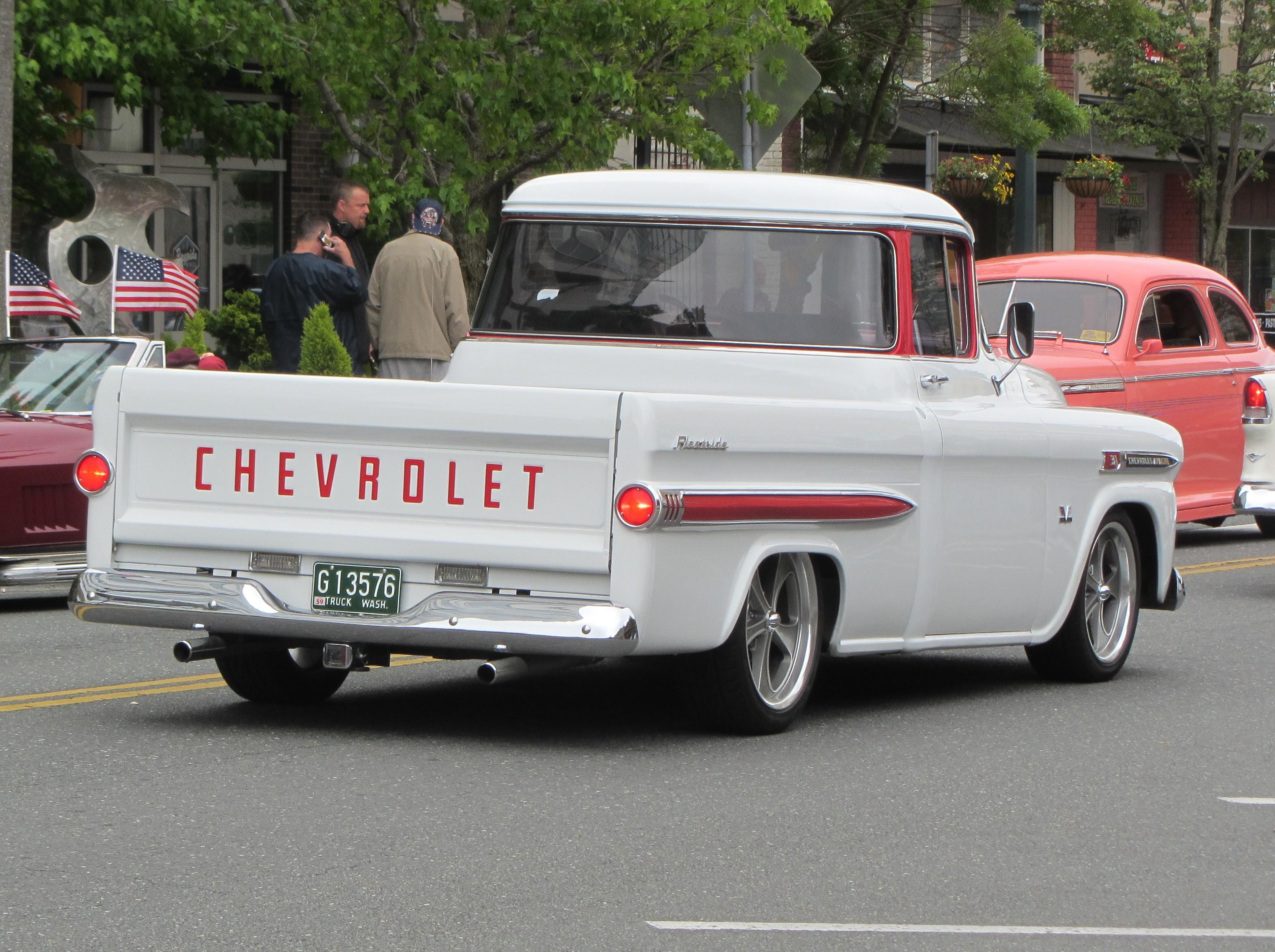 File1959 Chevrolet Fleetside