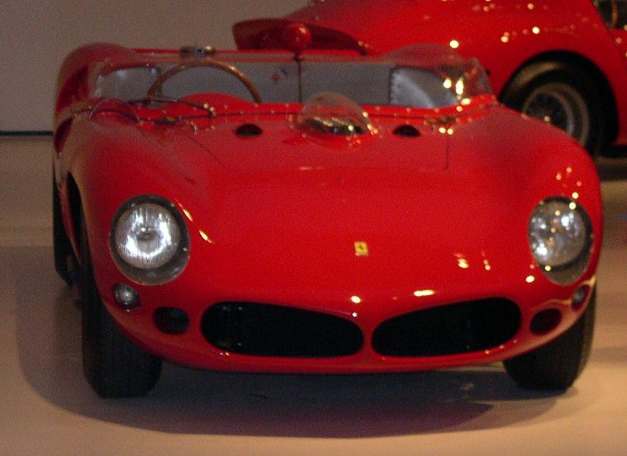 File 1961 Ferrari 250 Tr 61 Spyder Fantuzzi Front Jpg