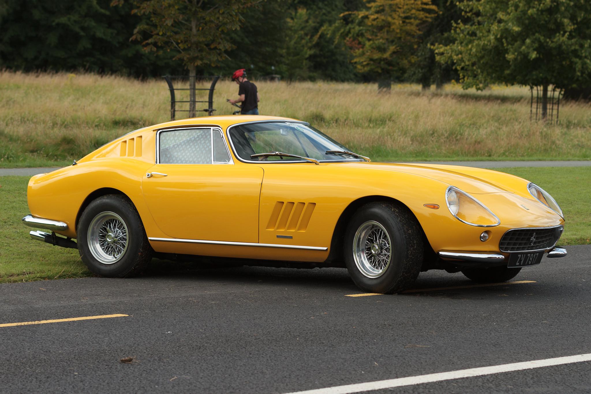 File:1965 Ferrari 275.jpg - Wikimedia Commons