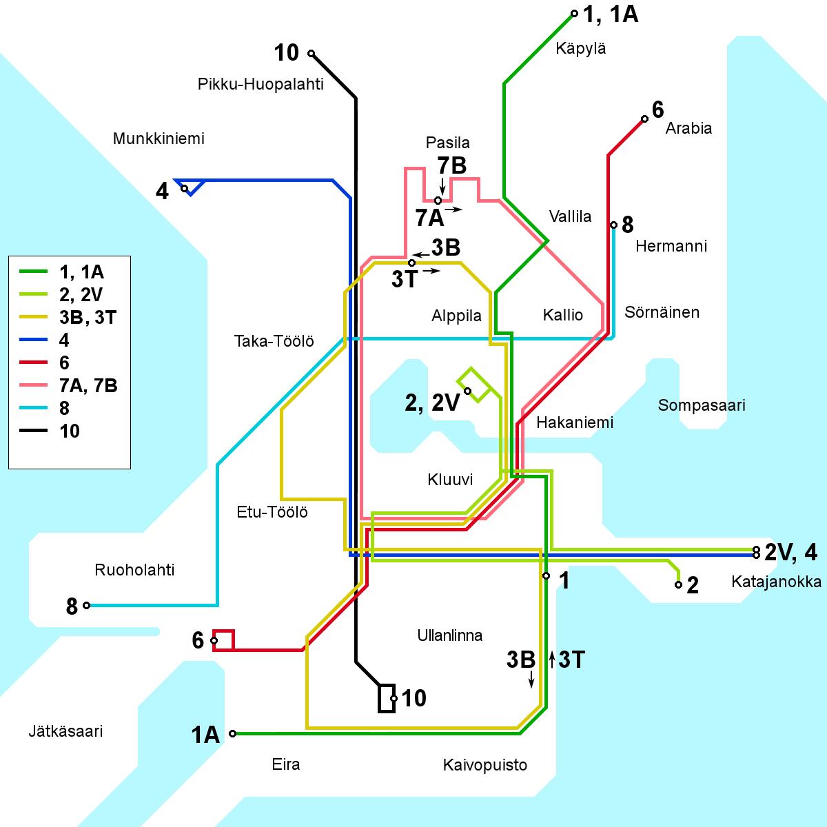 File1995 Helsinki tram mappng Wikimedia Commons
