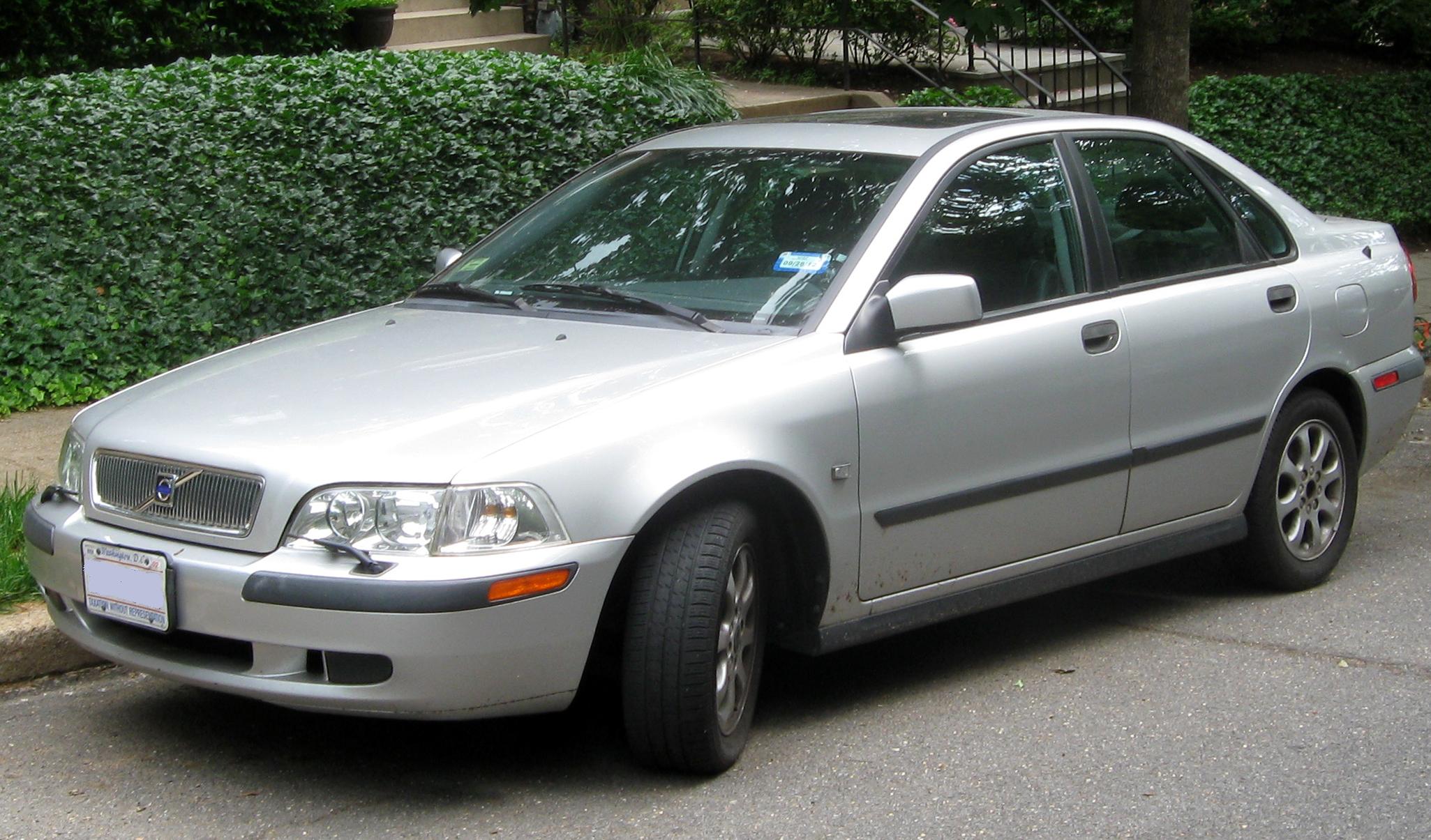 2002 s40 volvo