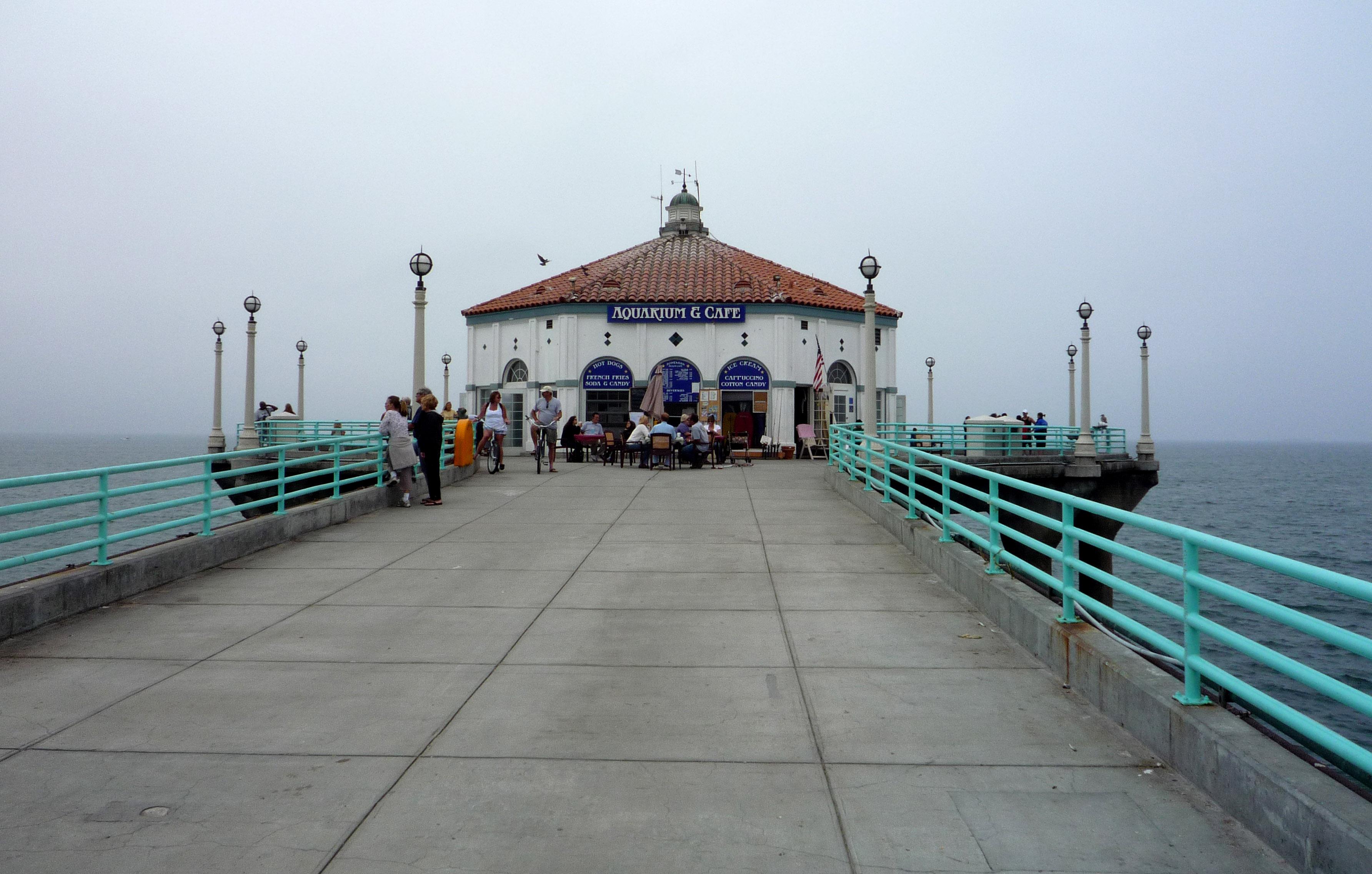 Manhattan Beach Pier Wikiwand
