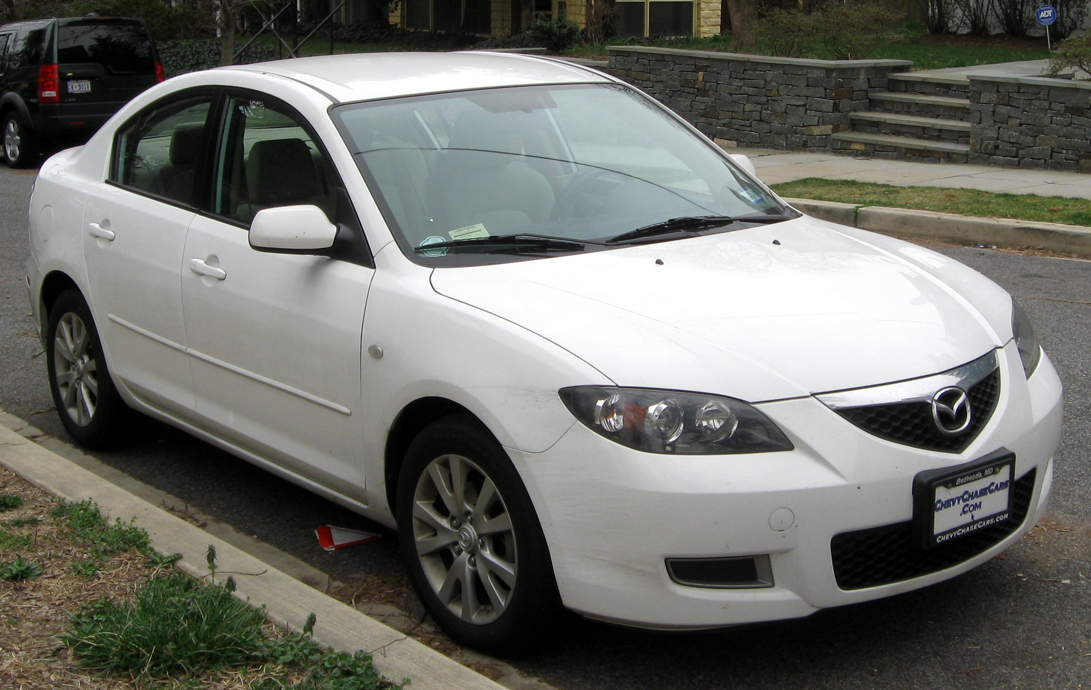 2008 mazda 3 sedan. Black Bedroom Furniture Sets. Home Design Ideas