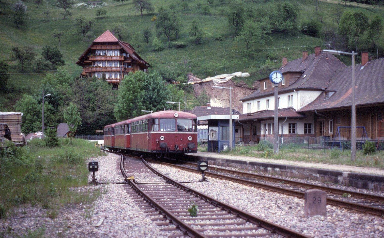 Bad Peterstal Griesbach Mapio Net