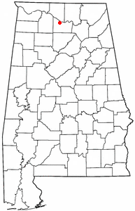 Loko di Priceville, Alabama