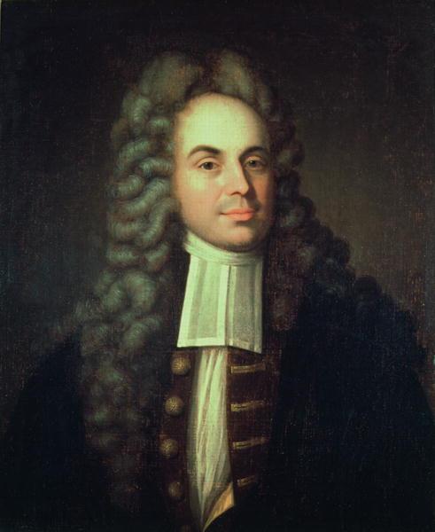 Adolf Ulrik Wertmüller - Portrait of Andrew Hamilton (1808)