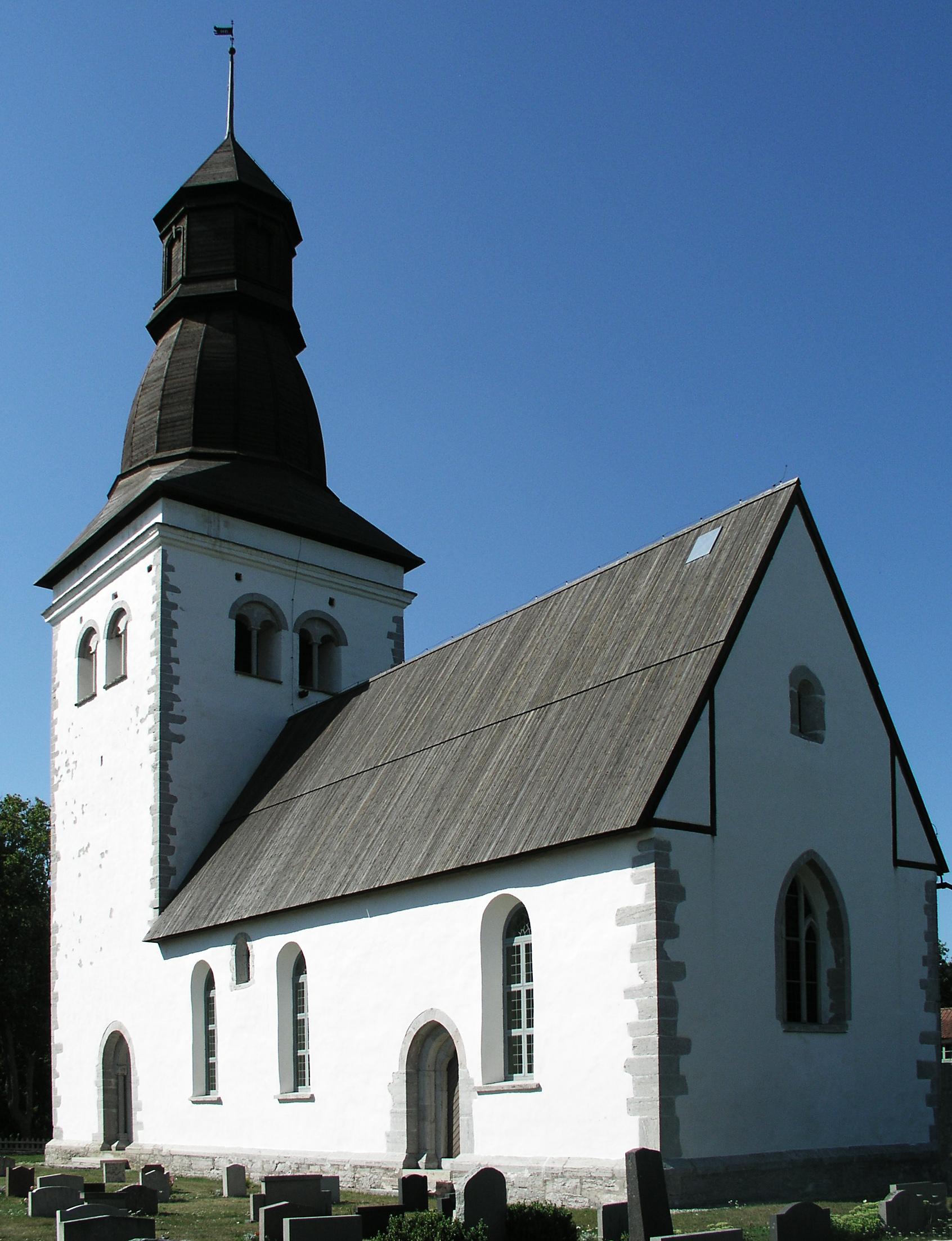 Bild av Ala kyrka