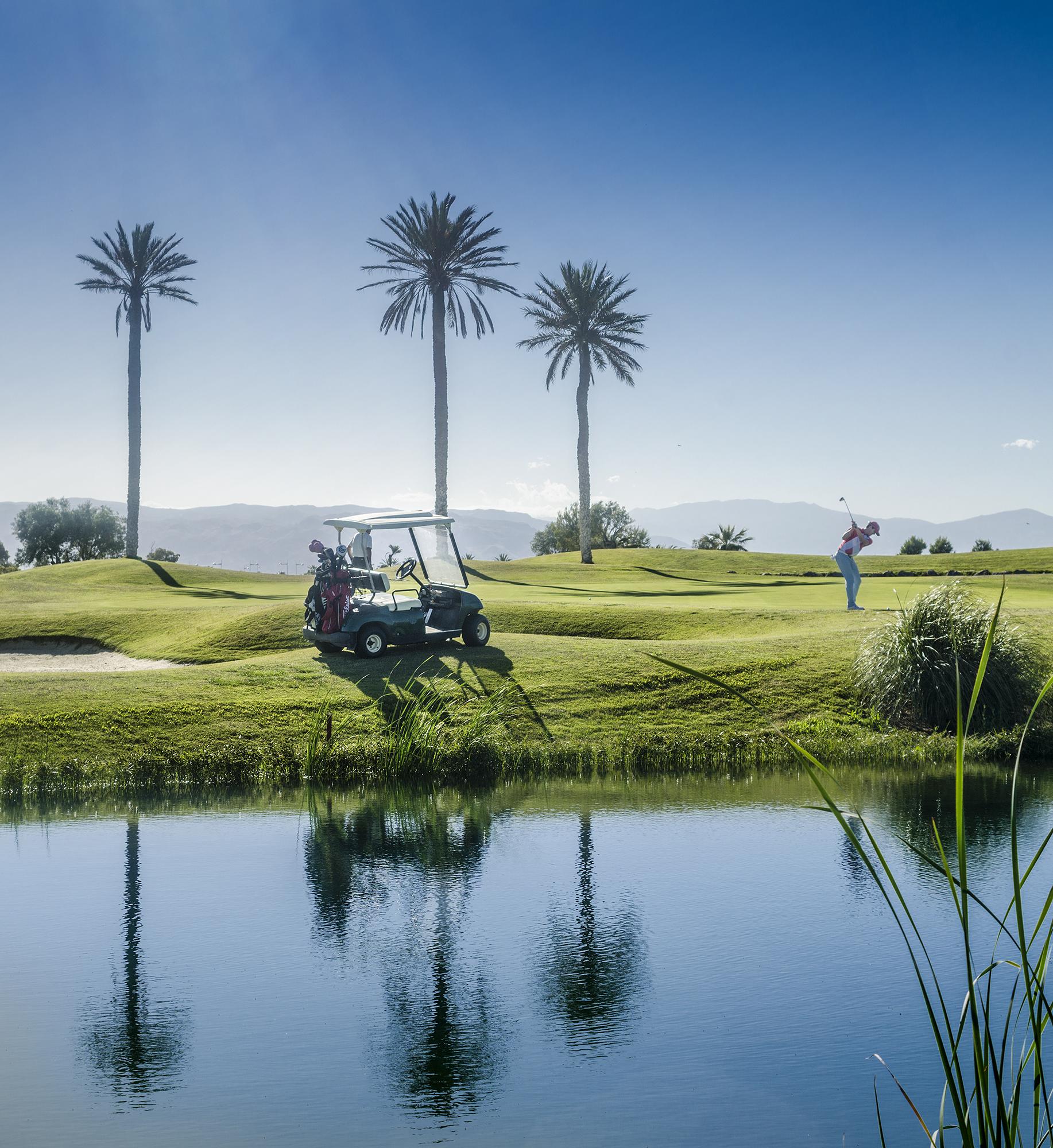 File albor n golf dise o ram n espinosa sede oficial de - Disenos textiles del mediterraneo ...