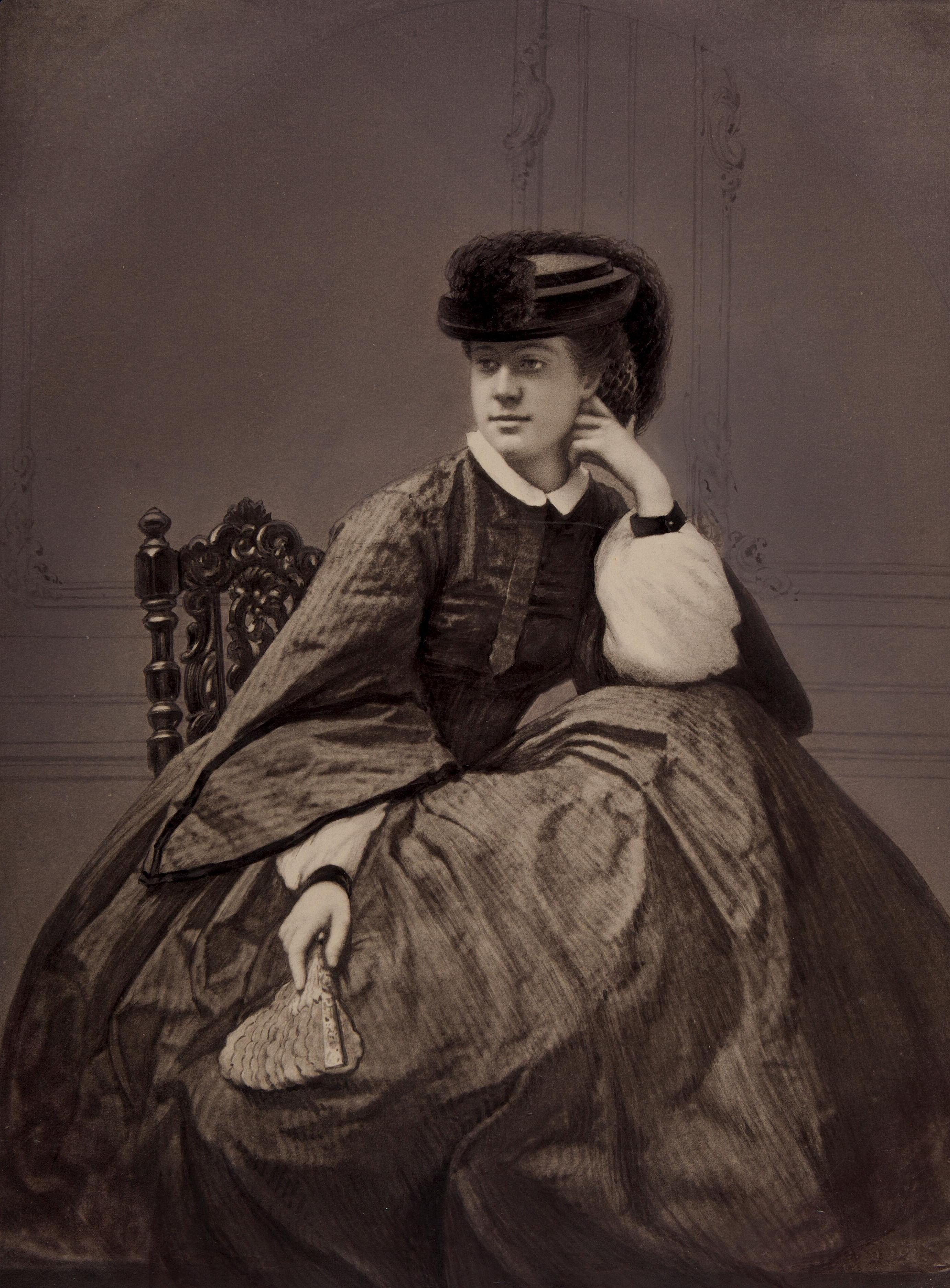 Image of Alexandrine Tinne from Wikidata