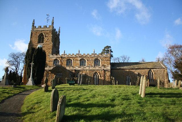 All Saints' church, Tealby, Lincs. - geograph.org.uk - 125807
