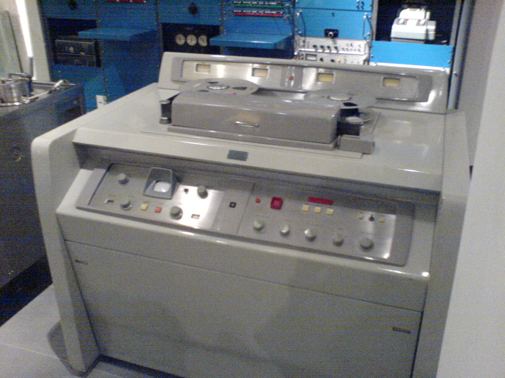First Video Recorder Video Tape Recorder