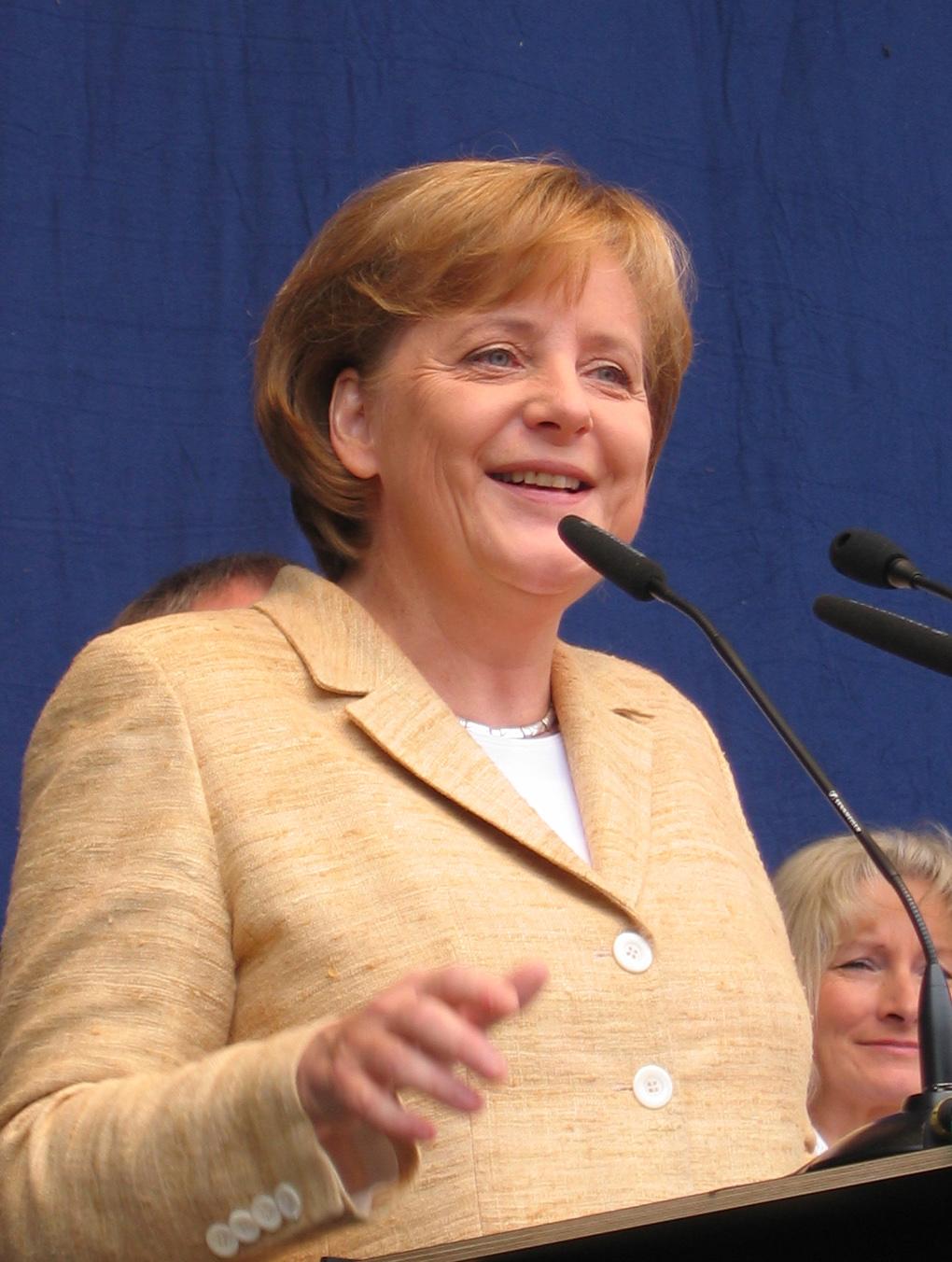 """Declaraciones de Merkel insuflan dramatismo: """"El futuro de Alemania y Europa está en juego"""""""