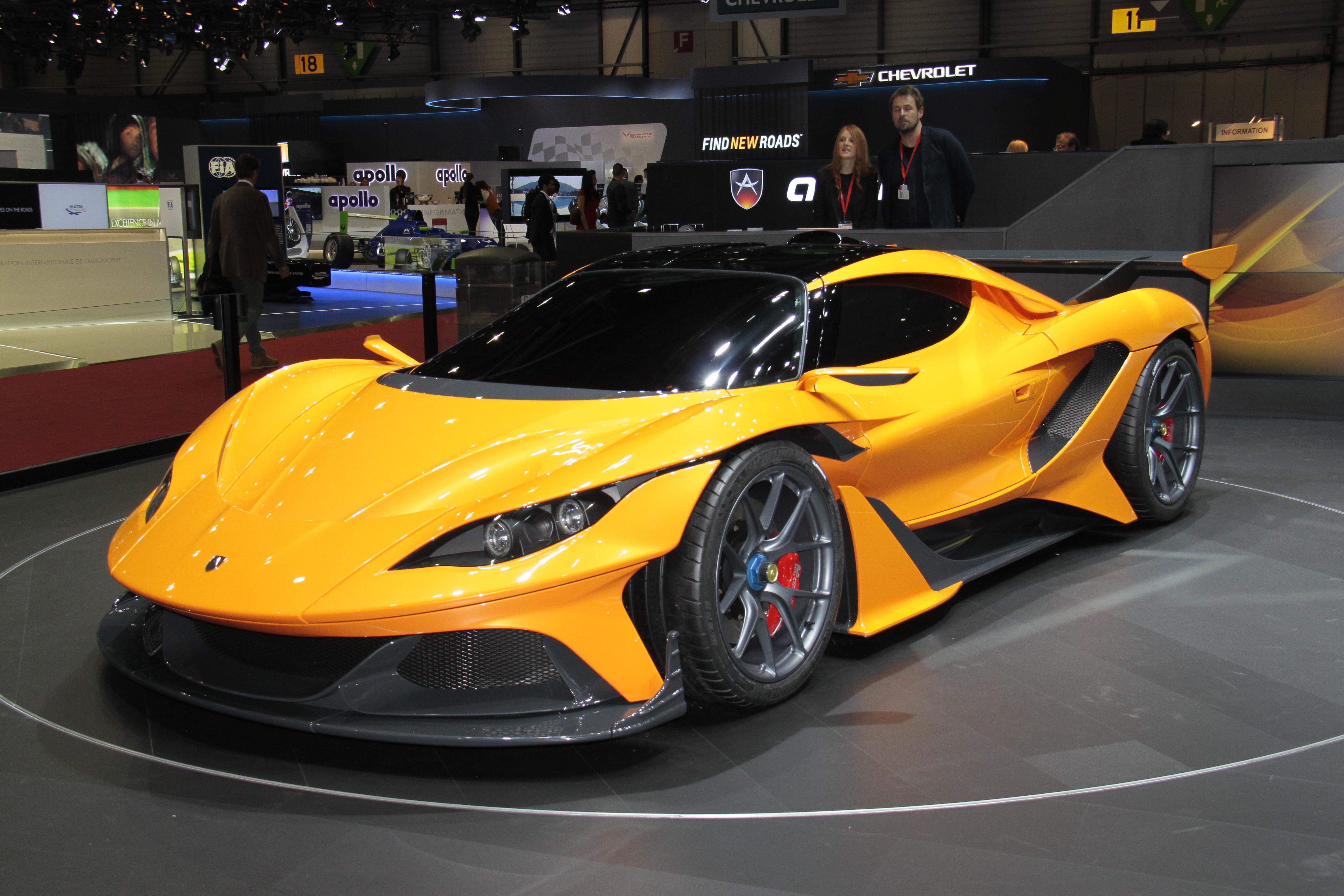 Build Your Own Car >> File:Apollo Arrow (55).JPG - Wikimedia Commons