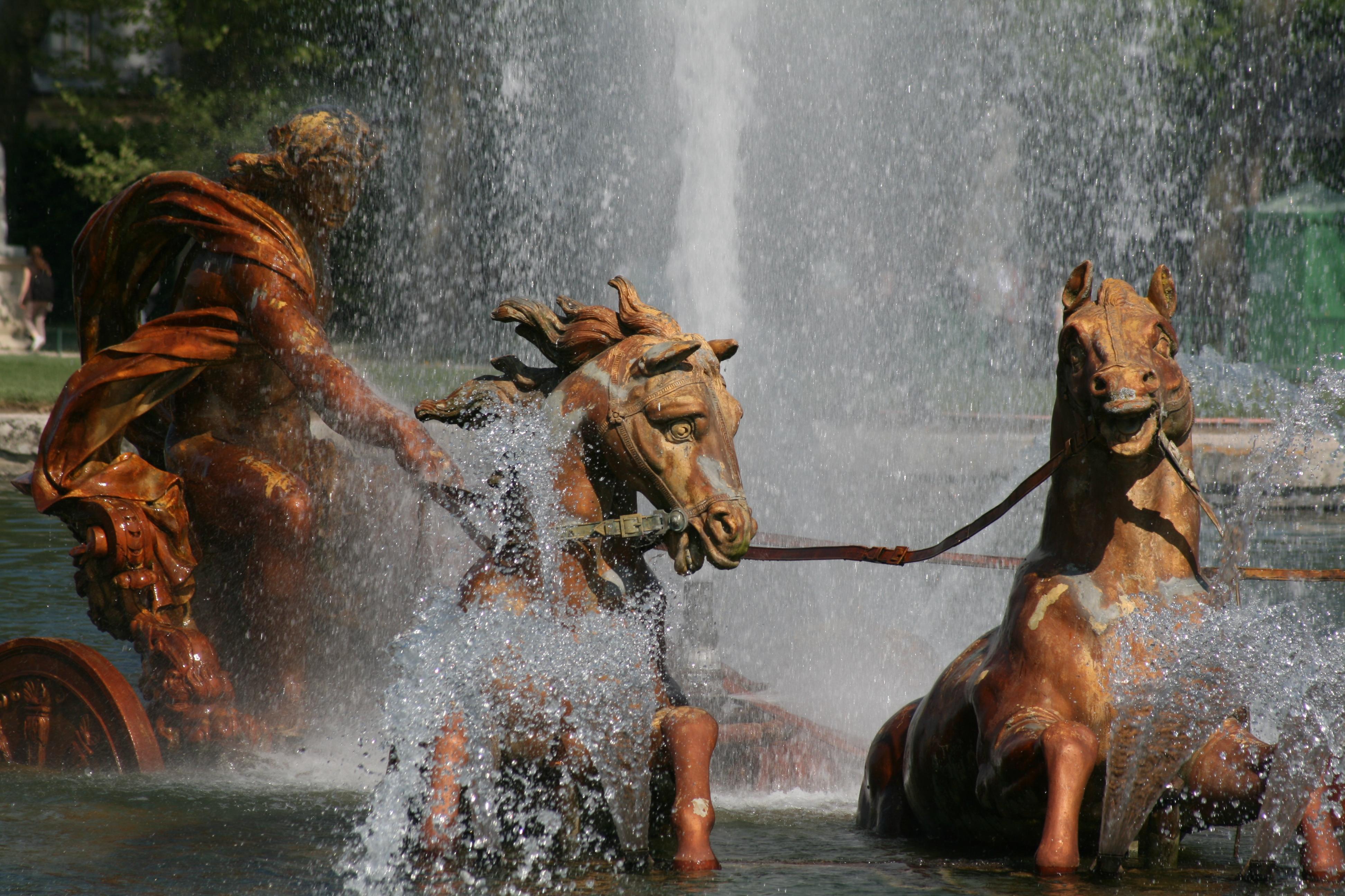 Image De Apollon file:apollon et ses chevaux, bassin du char d'apollon, château de