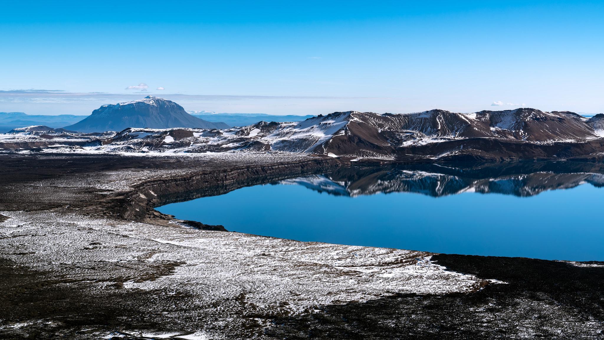 Askja: Vatnajökull National Park