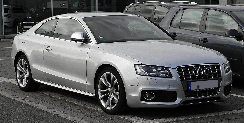 File Audi S5 Coup 233 Frontansicht 3 Juli 2011 Velbert