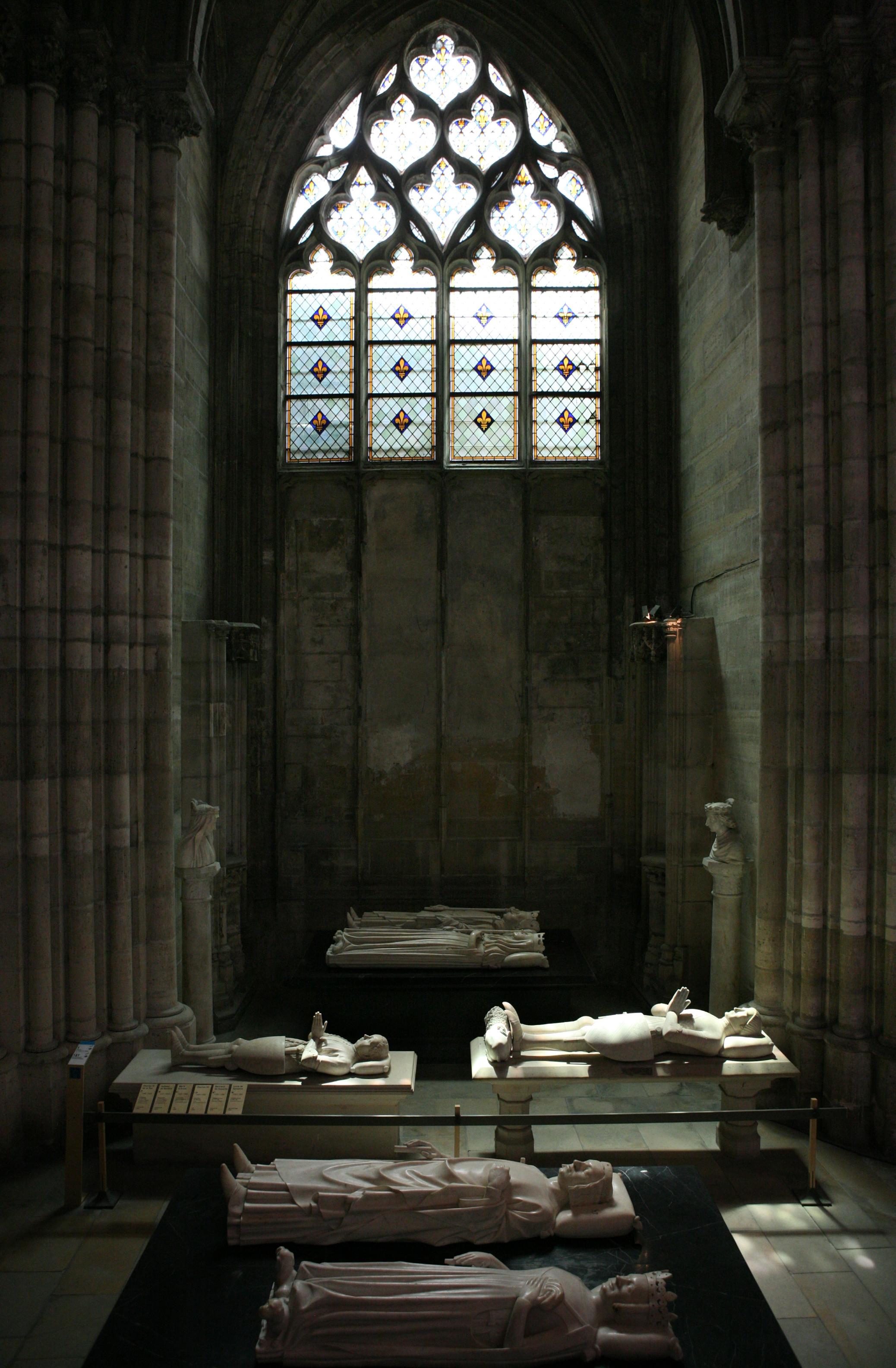 Tombe de Du Gueslin