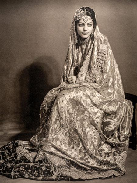 Sajida Sultan. Photo credit: Unknown/Wikimedia Commons [Public Domain].