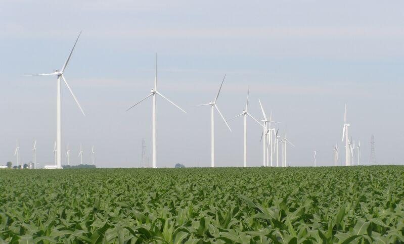 Benton County Wind Farm 0011