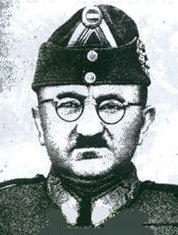Hungarian fascist Arrow Cross Defence Minister under Ferenc Szálasi