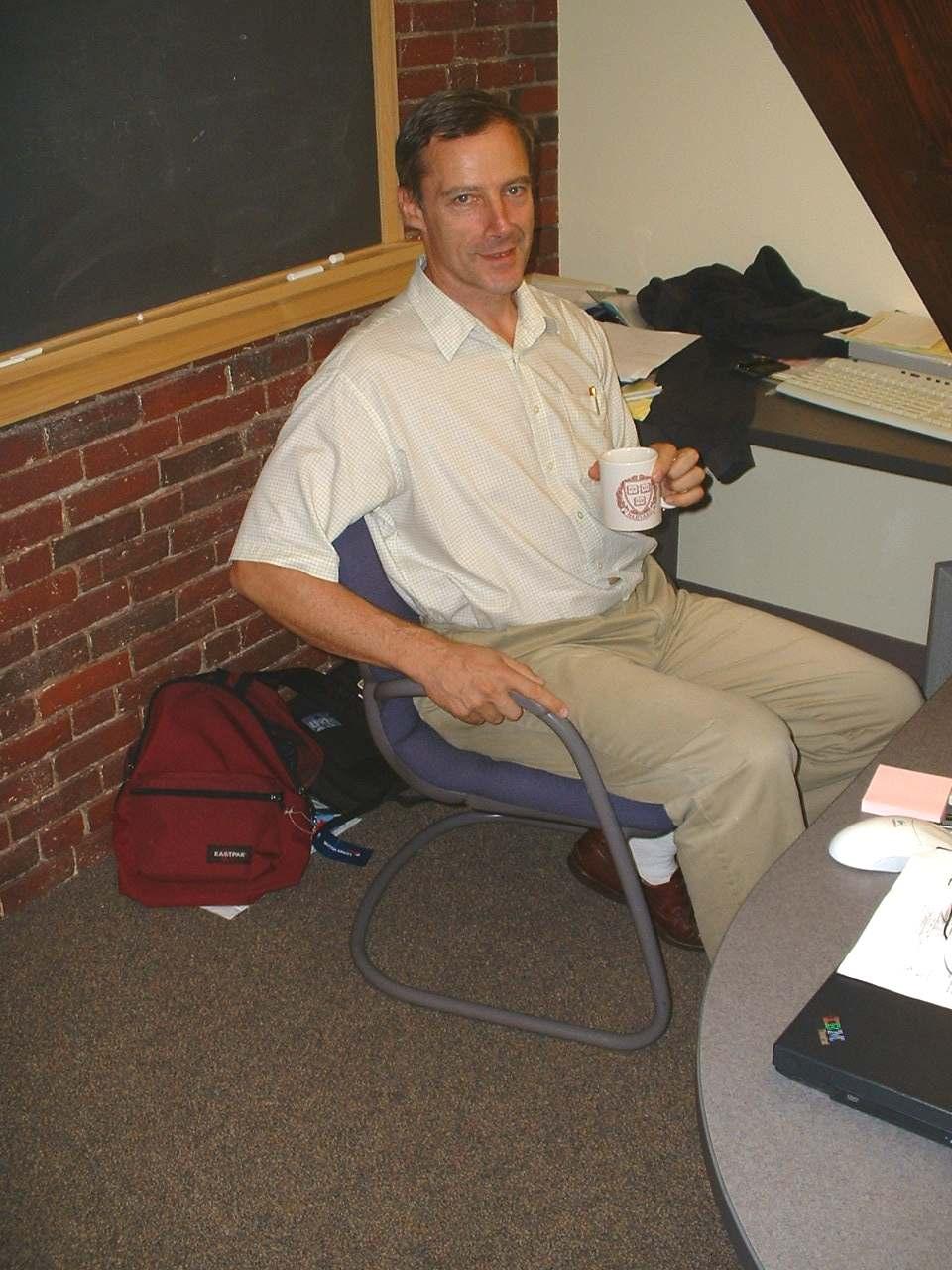 Geoffrey b riddehough harvard thesis