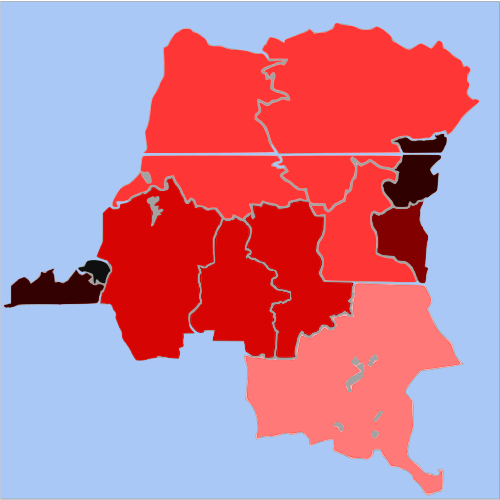 File:Bevölkerungsdichte der DR Kongo.png