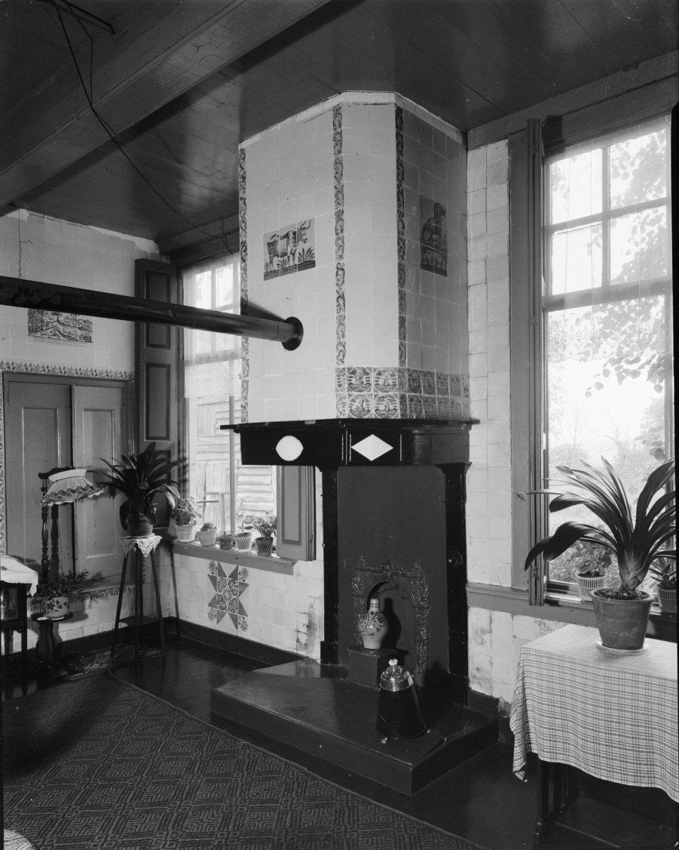 File boerderij hoofdstraat 94 interieur met schouw for Boerderij interieur
