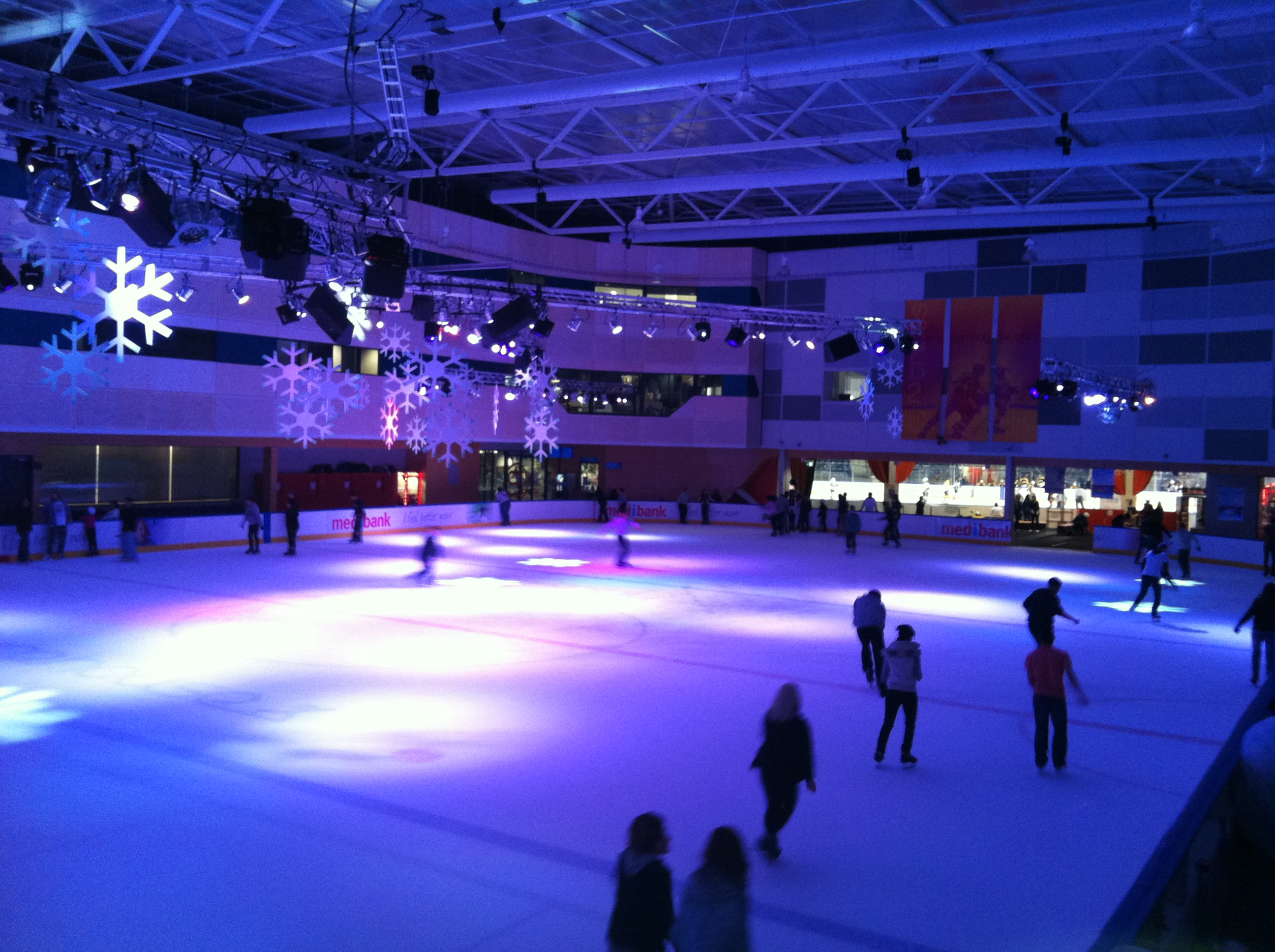 Ice Rinks In Long Island