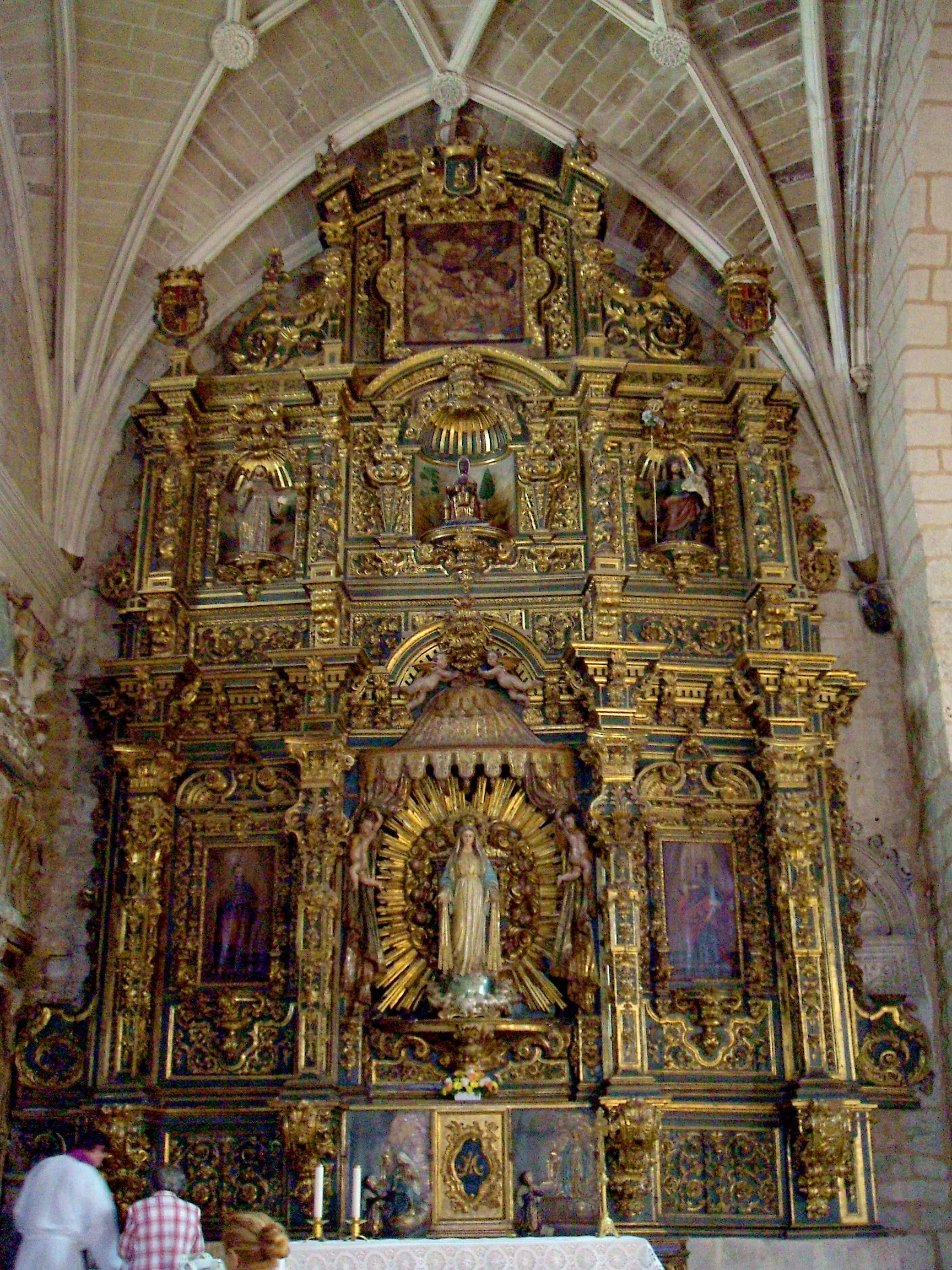 File:Burgos - San Lesmes 04.JPG - Wikimedia Commons
