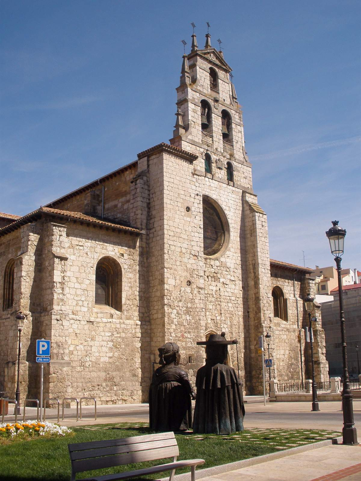 File:Burgos - San Lesmes 15.JPG - Wikimedia Commons