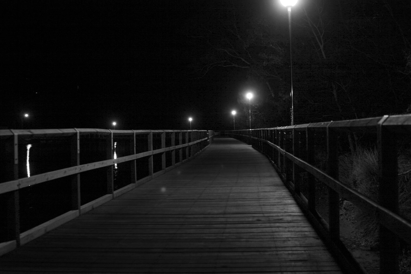 Noć - Page 2 Bw_night_pier