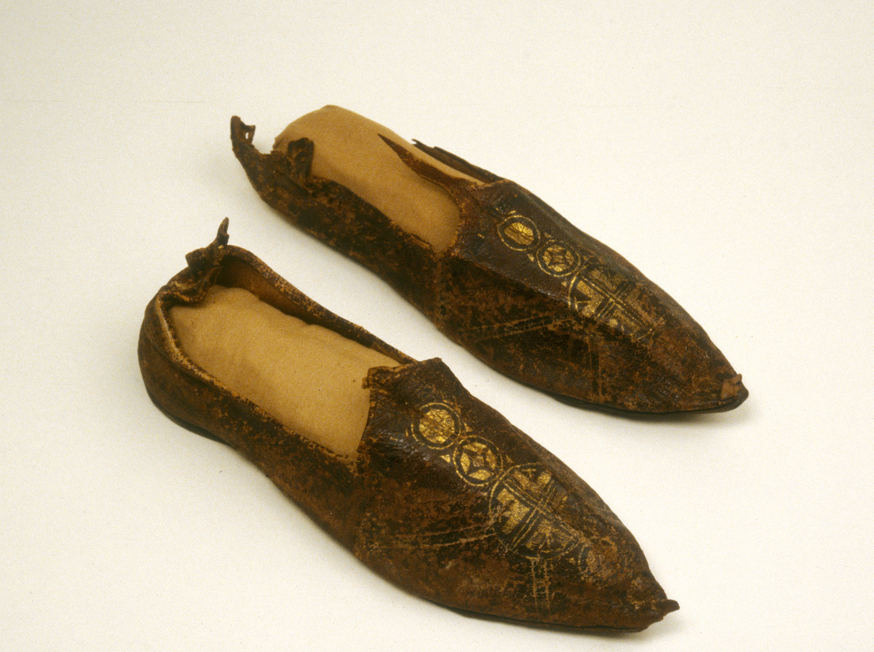 Antique Shoes From The Brown Shoe Company