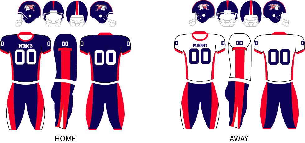 Home And Away Uniform