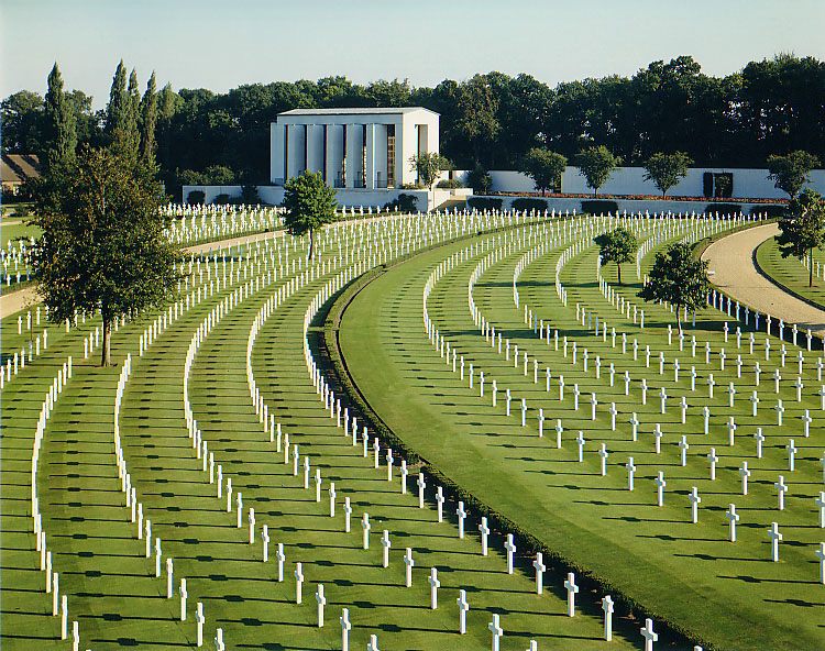 Image result for american military cemetery pictures