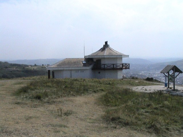 Camera Obscura, Constitution Hill, Aberystwyth - geograph.org.uk - 14289