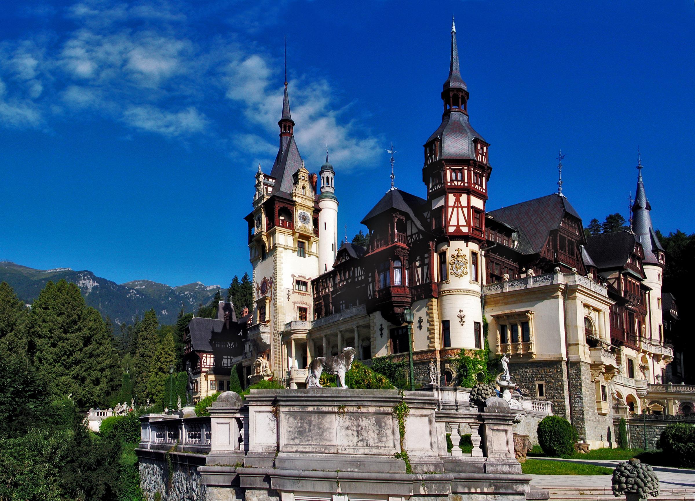 File Camil Iamandescu Castelul Peles Jpg Wikimedia Commons