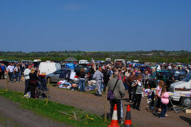 Basildon Car Boot Sale Opening