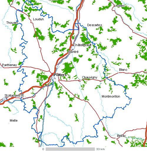 Ligne En Vienne Trajet Centre Ville Facult Ef Bf Bd