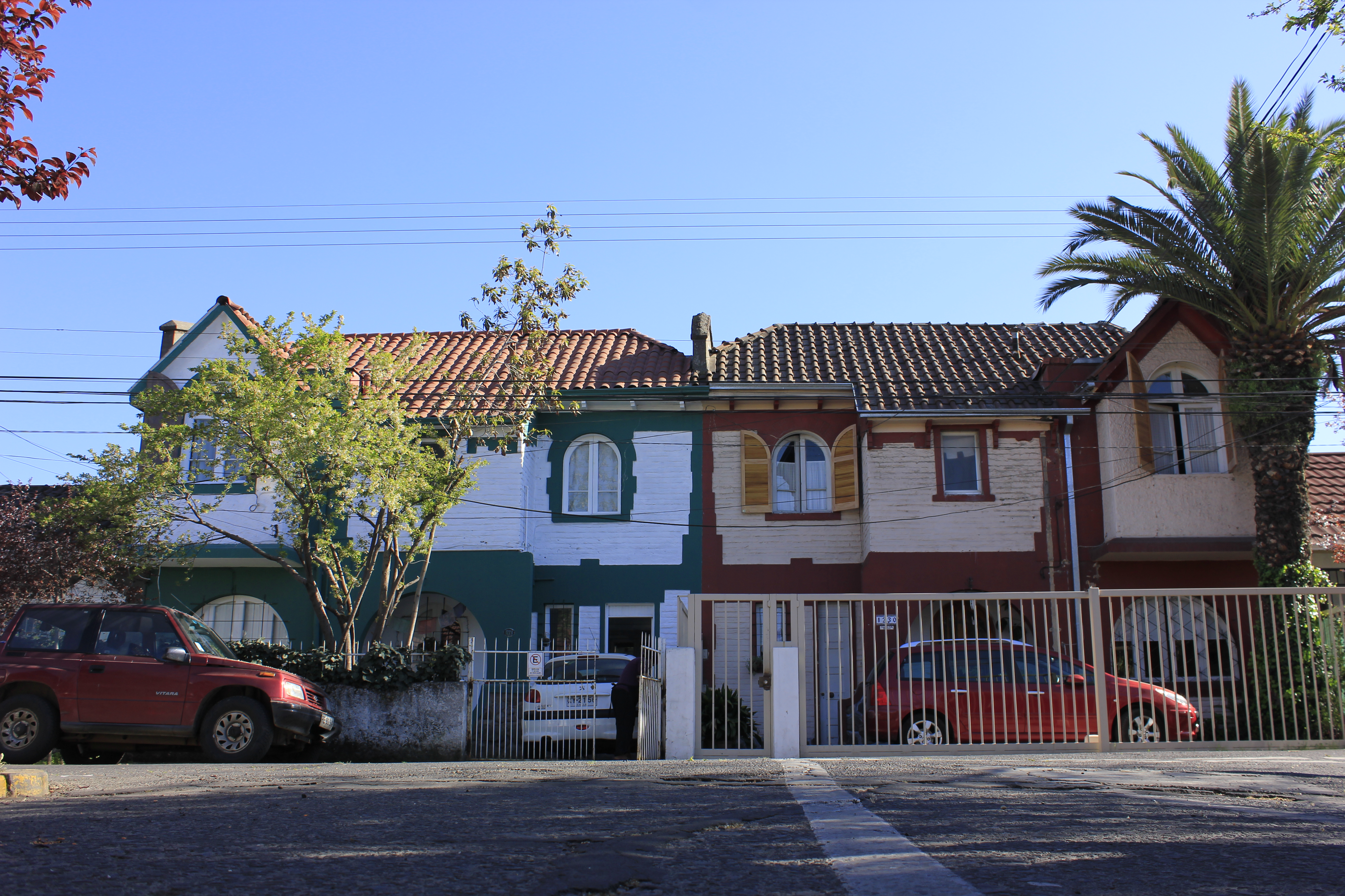 File casas pareadas calle keller jpg wikimedia commons - Casas en la provenza ...