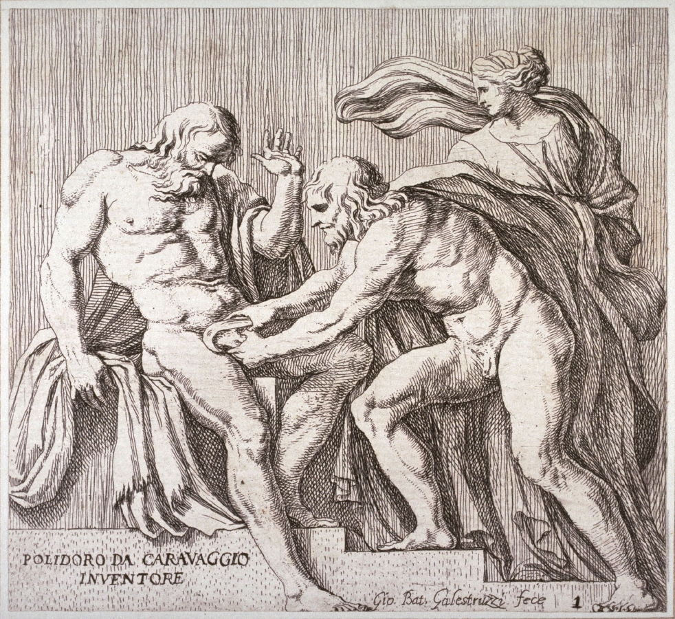 Filecastration Of Uranus After Polidoro Da Caravaggio G