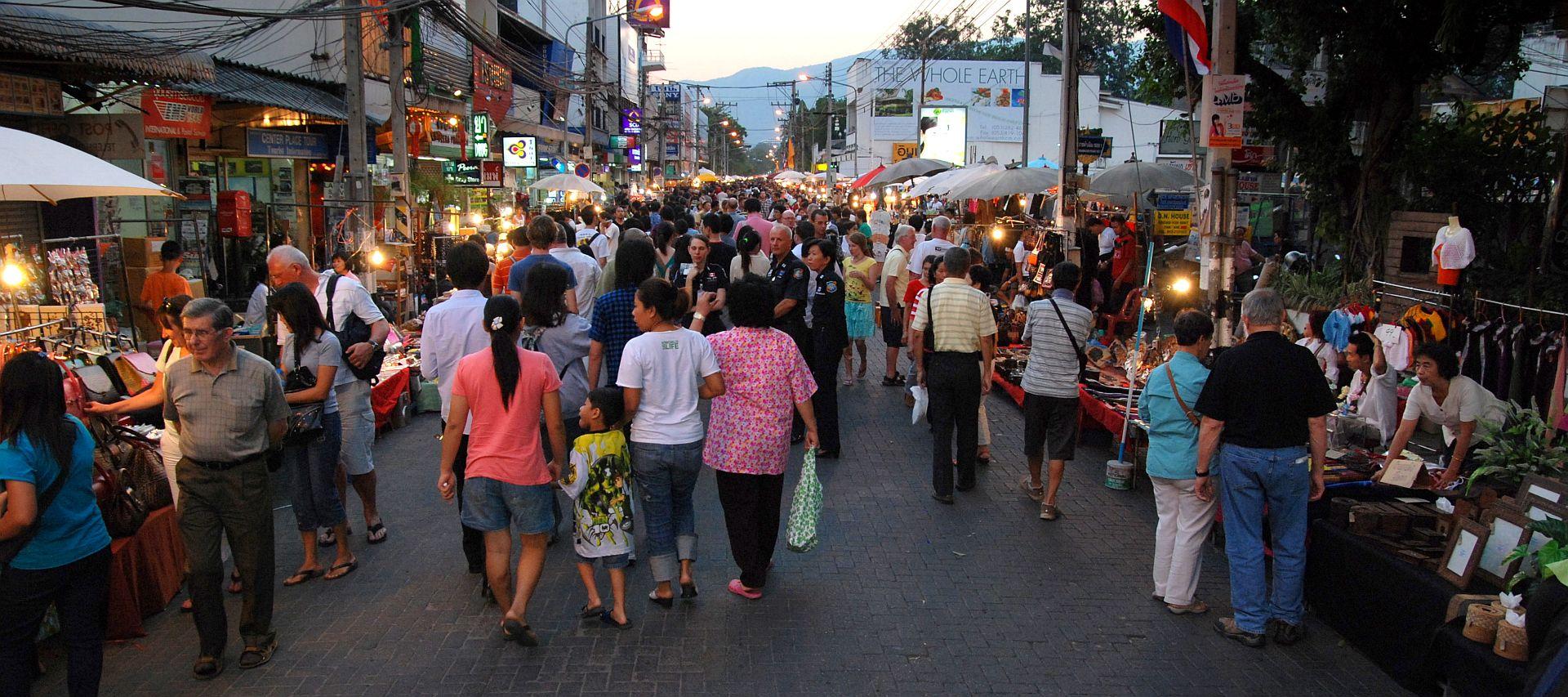 Qué ver en Chiang Mai (I)